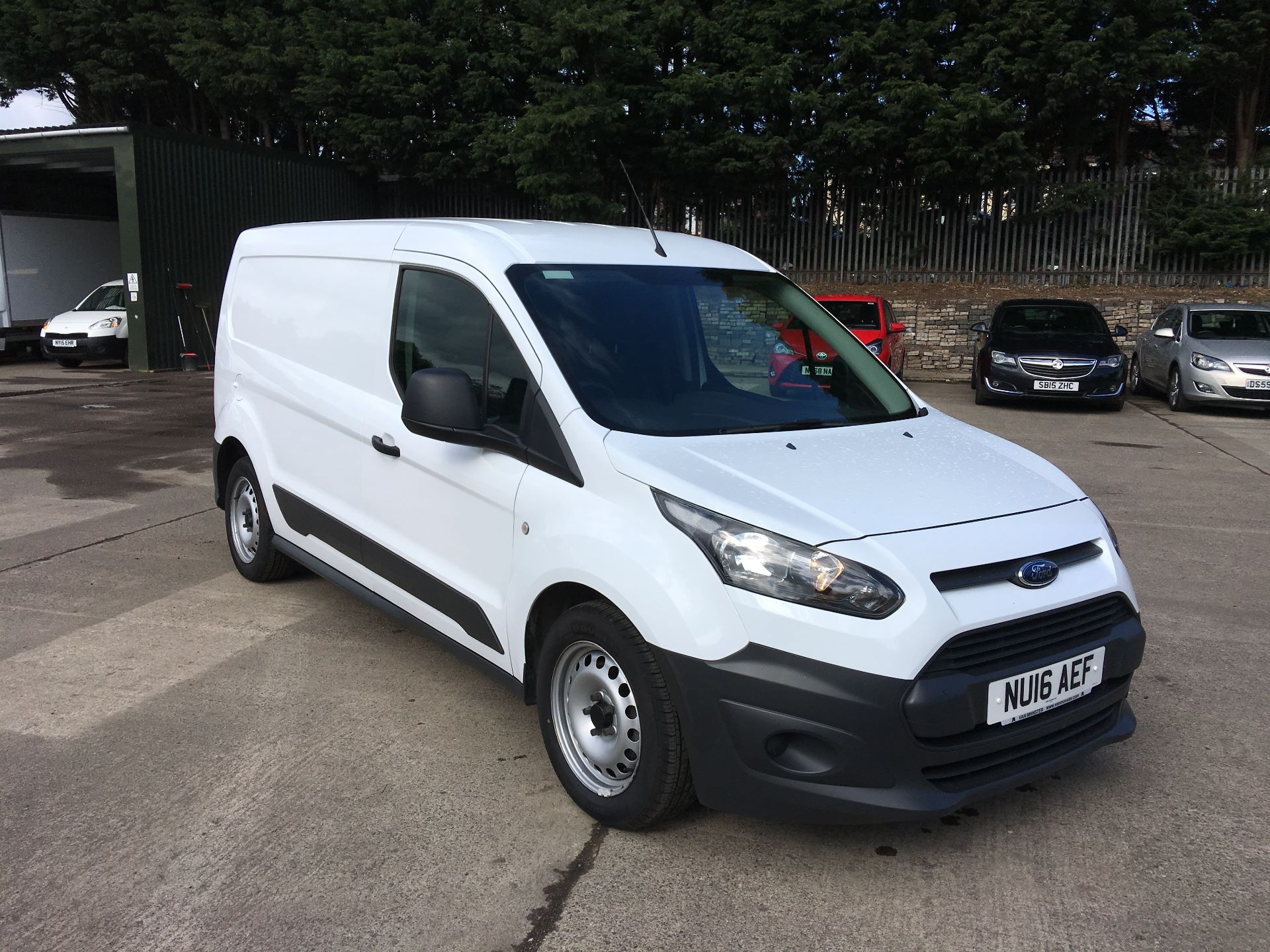 2016 Ford Transit Connect 210 L2 1.6 TDCI 75PS VAN EURO 6 (NU16AEF)