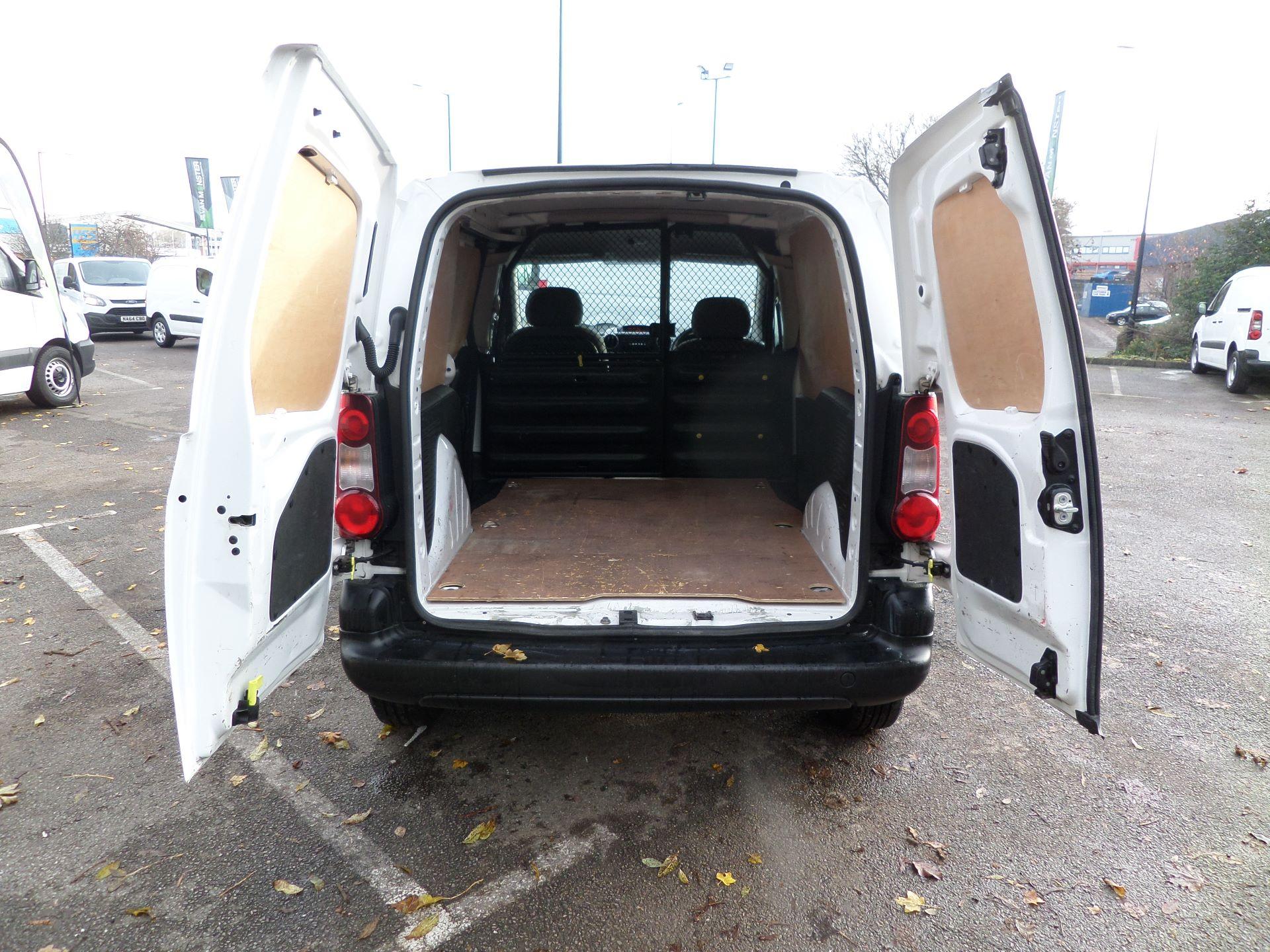 2016 Peugeot Partner 850 S 1.6 Hdi 92 Van [Sld] Euro 5 (NU16AGY) Image 5