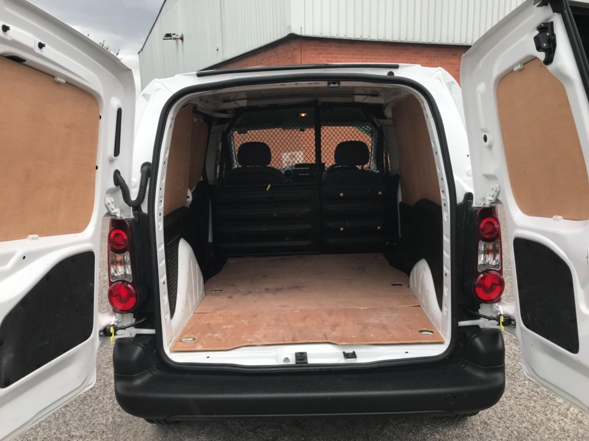 2016 Peugeot Partner L1850 S 1.6 Hdi 92 Van  Euro 5 (NU16AHG) Image 13