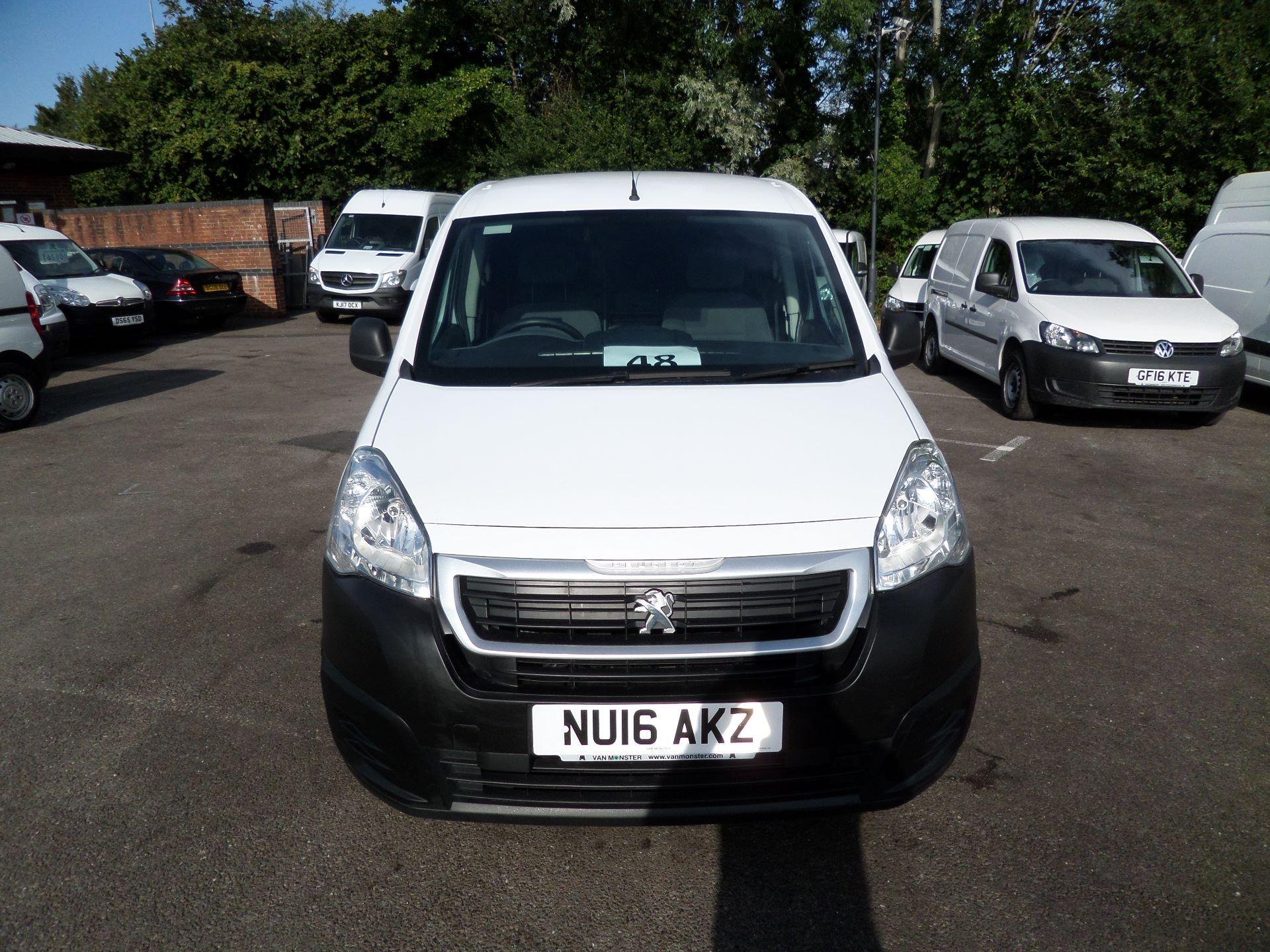 2016 Peugeot Partner 850 S 1.6 Hdi 92 Van [Sld] Euro 5 (NU16AKZ) Image 14