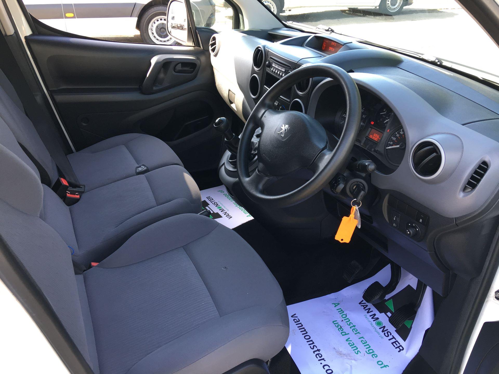 2016 Peugeot Partner L1 850 SE 1.6 HDI 92PS (SLD) EURO 5 (NU16AOO) Image 2