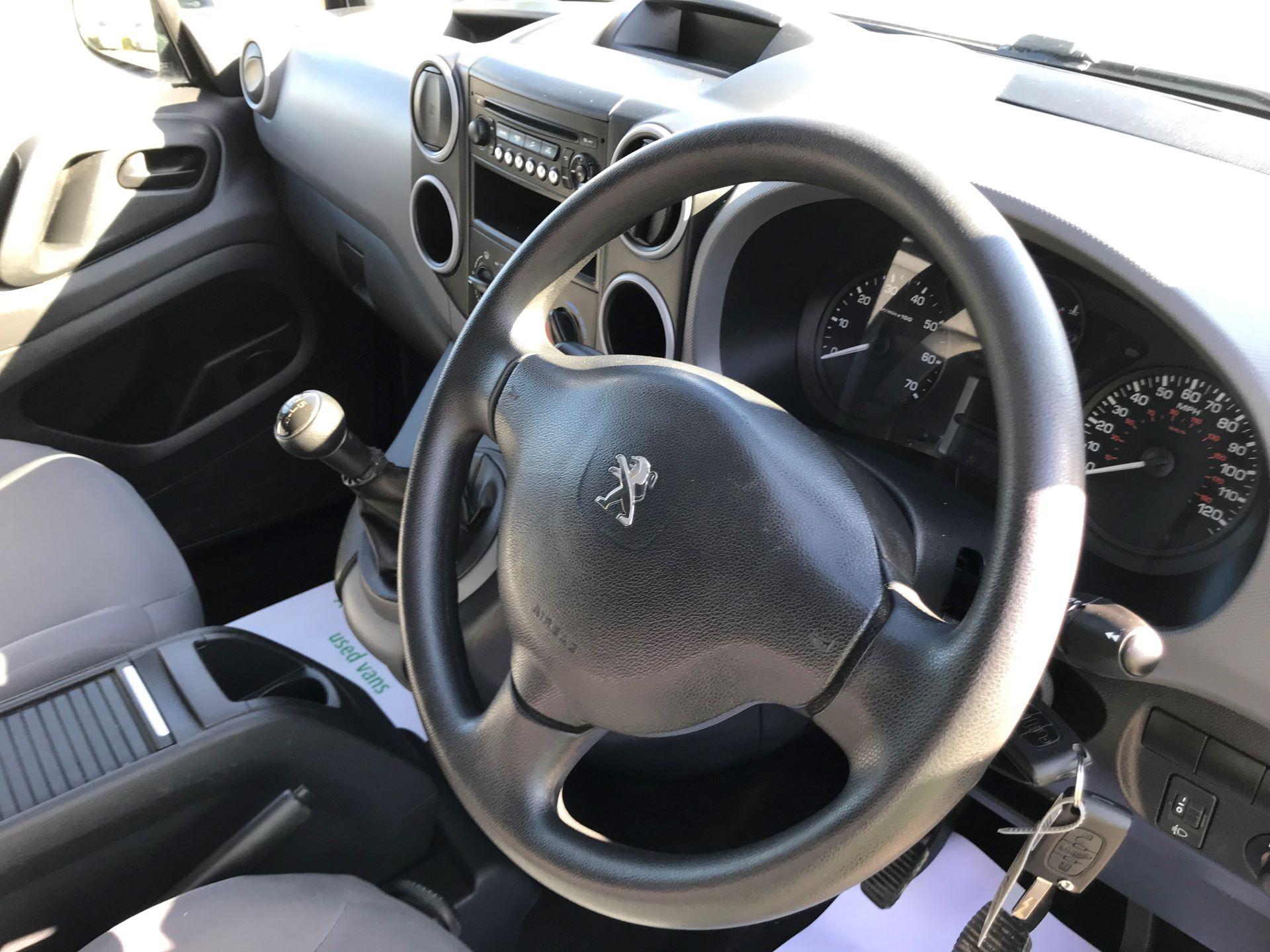 2016 Peugeot Partner L2 750 S 1.6 92PS EURO 5 (NU16AOP) Image 21