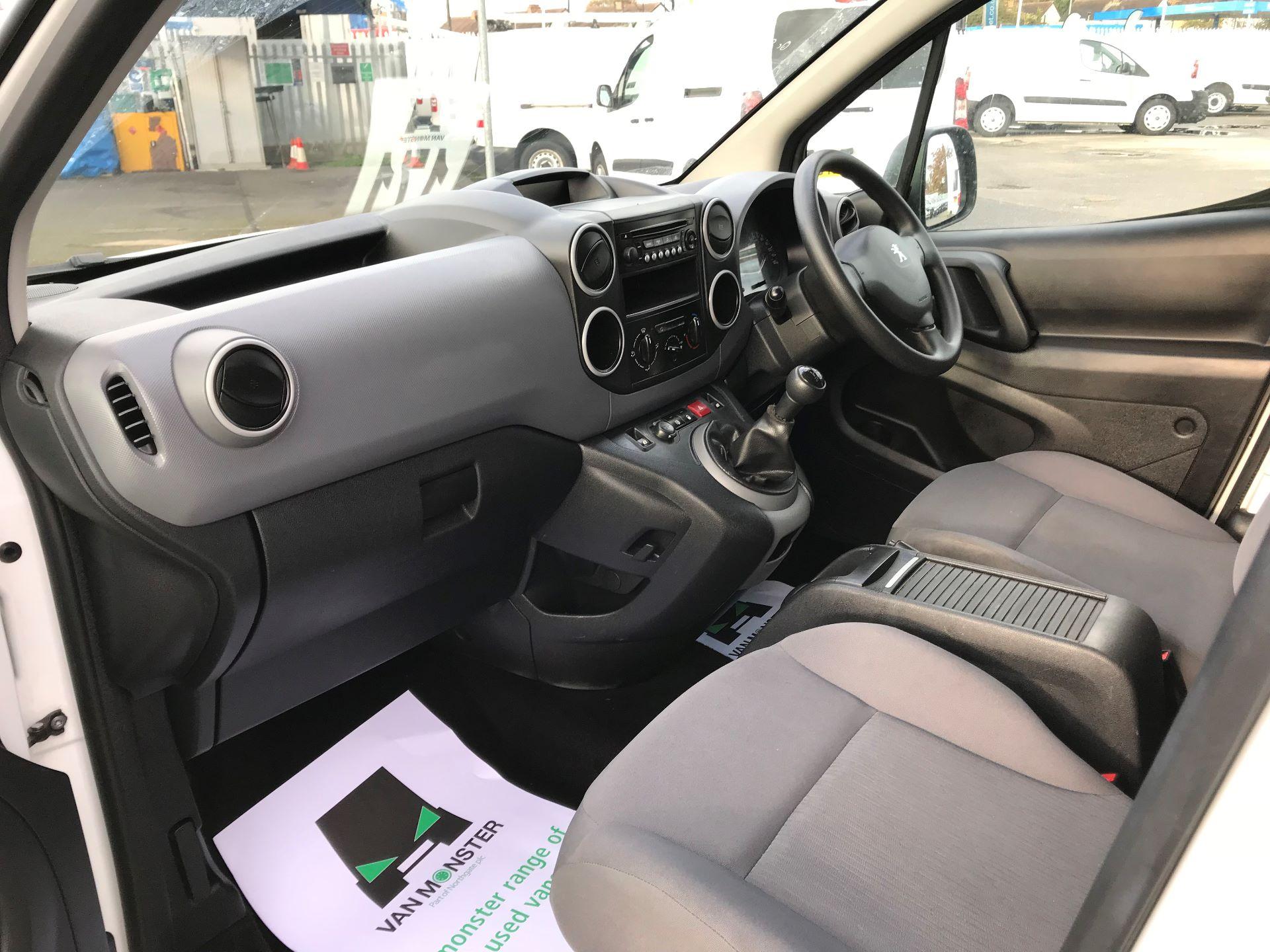 2016 Peugeot Partner L1 850 S 1.6 92PS [SLD] EURO 5  (NU16APV) Image 18