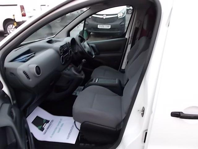 2016 Peugeot Partner L1 850 S 1.6 92PS [SLD] EURO 5 (NU16ASZ) Image 14