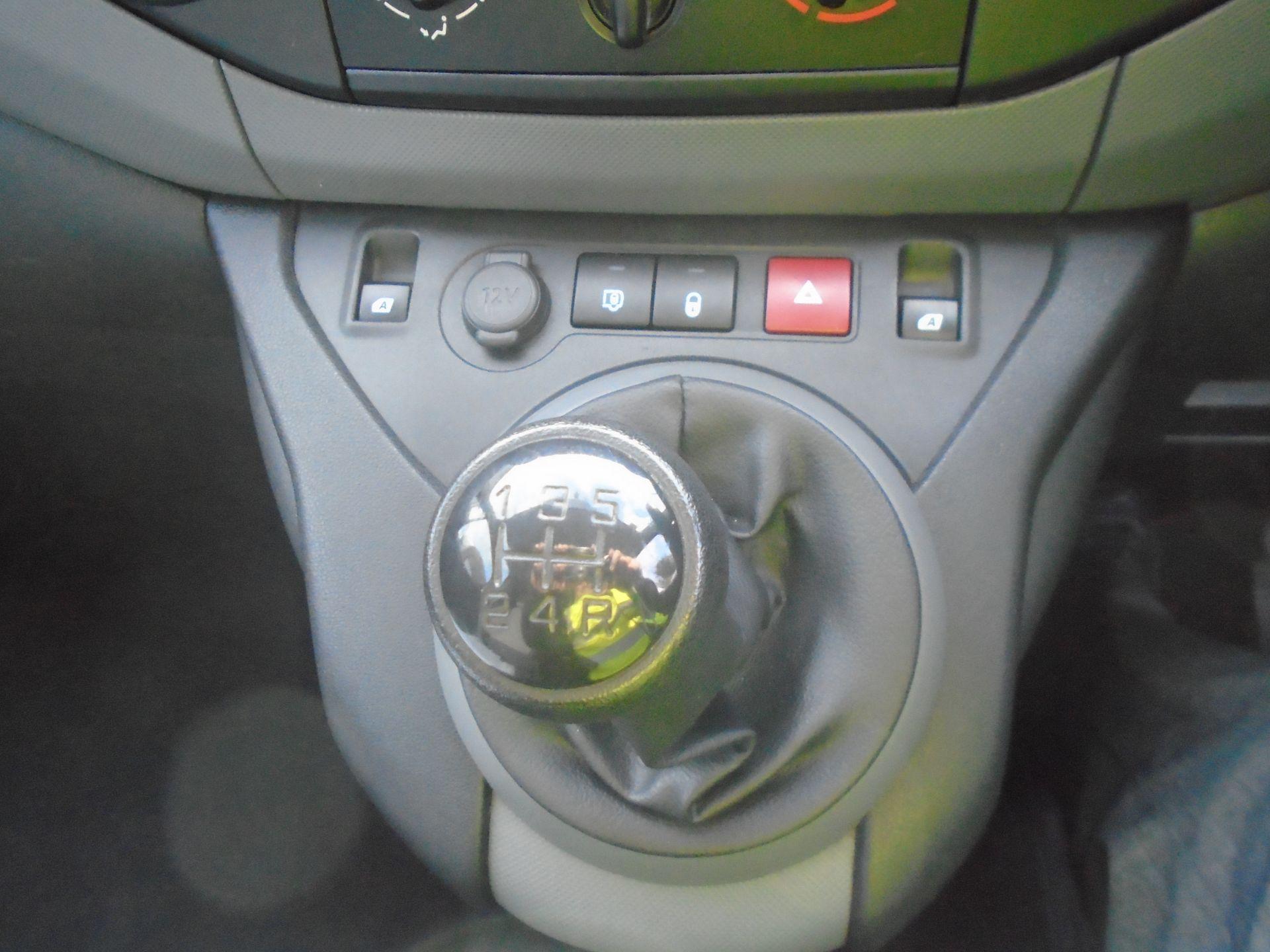 2016 Peugeot Partner 850 S 1.6 Hdi 92 Van [Sld] (NU16ATZ) Image 21