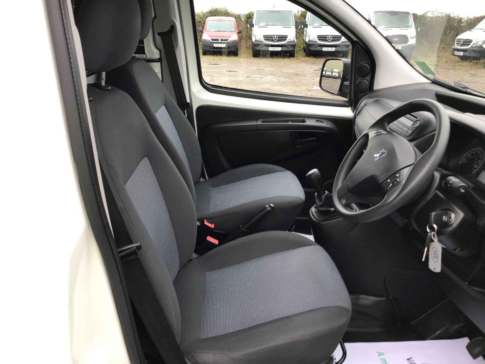 2016 Peugeot Bipper 1.3 HDI 75 S PLUS PACK NON S/S EURO 5 (NU16DLJ) Image 16
