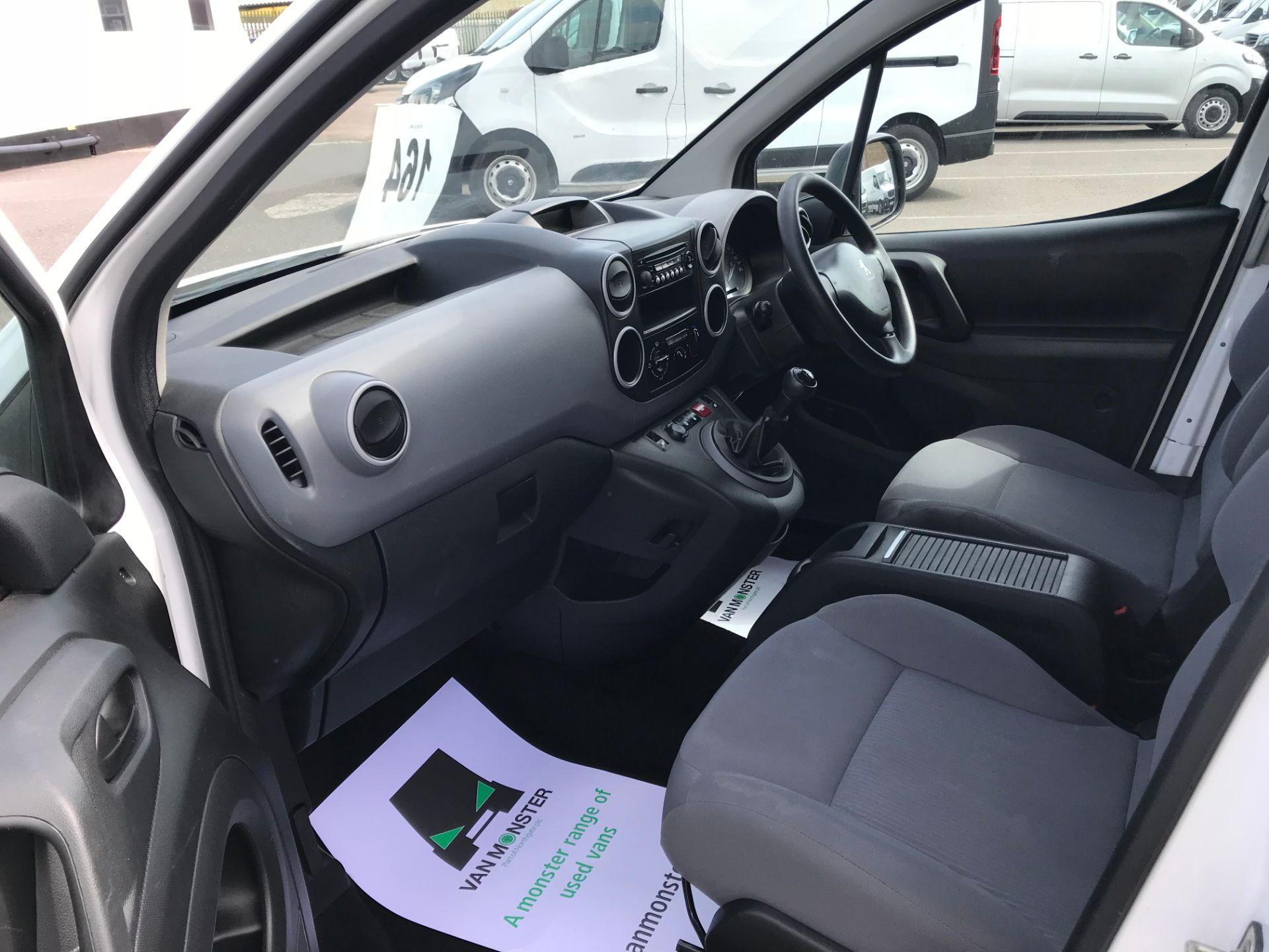 2016 Peugeot Partner  L1 850 S 1.6 92PS [SLD] EURO 5 (NU16HCD) Image 18