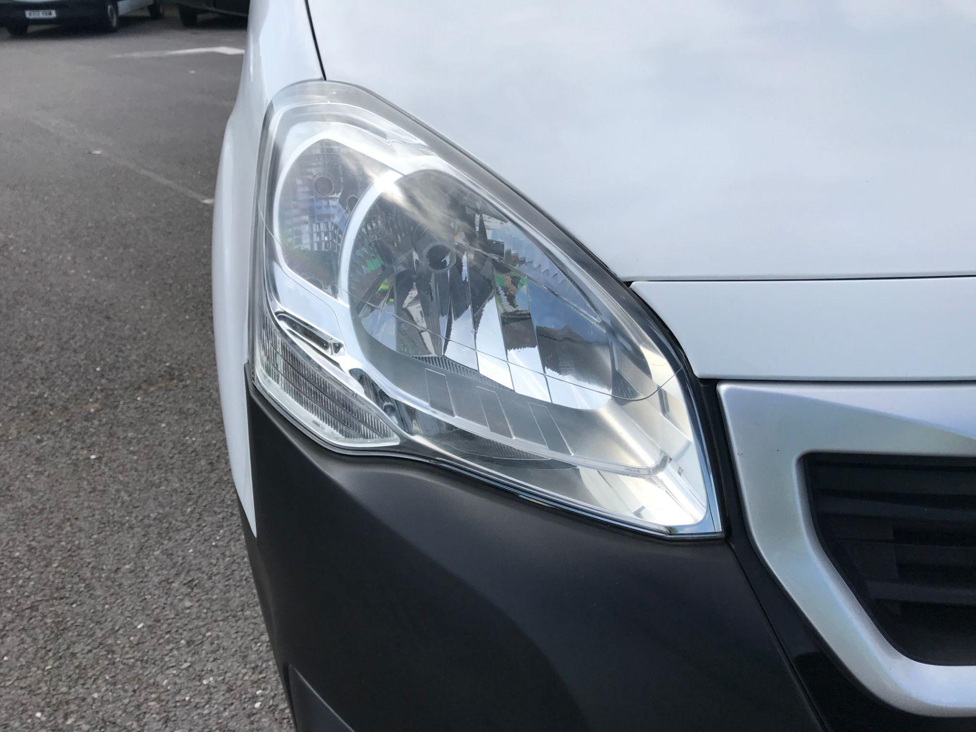 2016 Peugeot Partner  L1 850 S 1.6 92PS [SLD] EURO 5 (NU16HCD) Image 14