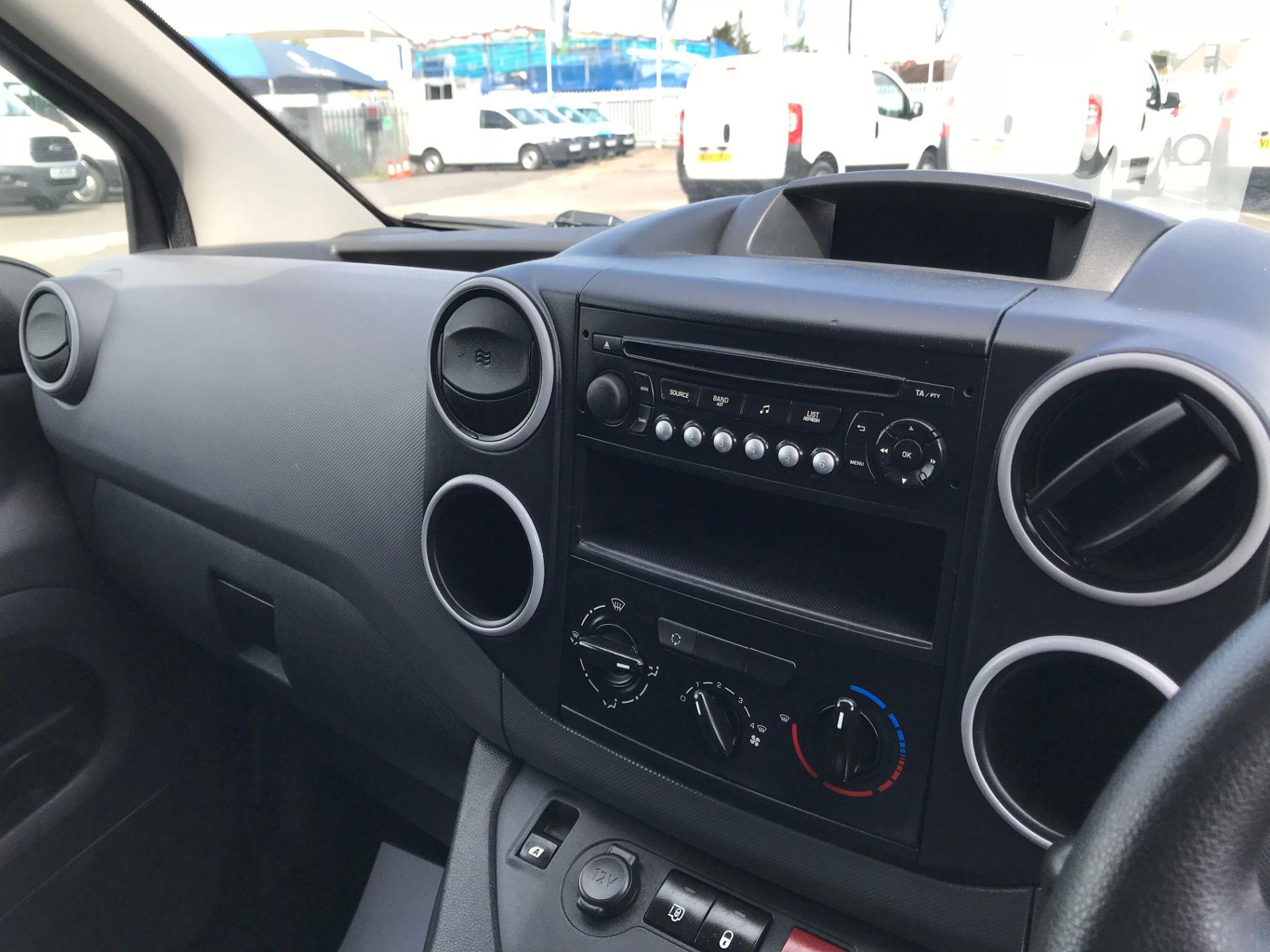 2016 Peugeot Partner  L1 850 S 1.6 92PS [SLD] EURO 5 (NU16HCD) Image 23