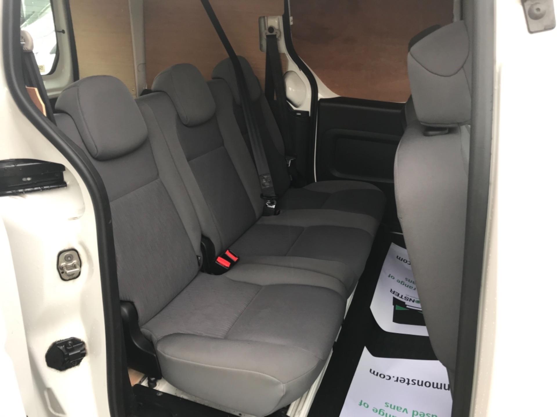 2016 Peugeot Partner L2 715 S 1.6 92PS CREW VAN EURO 5 (NU16HFZ) Image 11