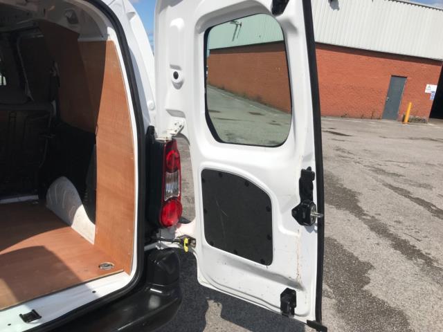 2016 Peugeot Partner 715 S 1.6 Hdi 92 Crew Van (NU16LWH) Image 19