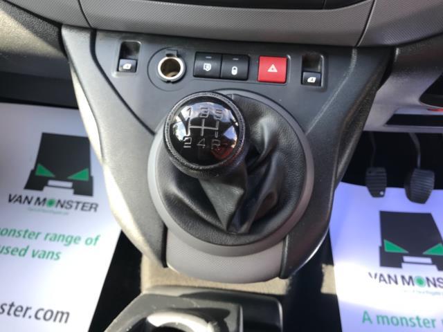 2016 Peugeot Partner 715 S 1.6 Hdi 92 Crew Van (NU16LWH) Image 12