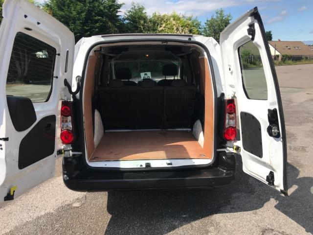 2016 Peugeot Partner 715 S 1.6 Hdi 92 Crew Van (NU16LWH) Image 9