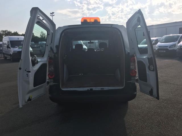 2016 Peugeot Partner  L2 715 S 1.6 92PS CREW VAN EURO 5 (NU16LWK) Image 8
