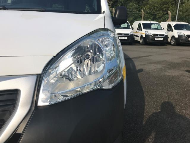 2016 Peugeot Partner  L2 715 S 1.6 92PS CREW VAN EURO 5 (NU16LWK) Image 12
