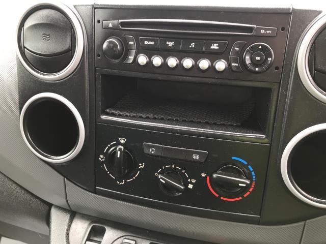 2016 Peugeot Partner L2 715 S 1.6HDI 92PS CREW VAN EURO 5 (NU16LWM) Image 12