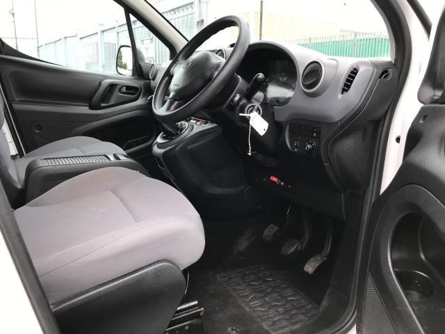 2016 Peugeot Partner L2 715 S 1.6HDI 92PS CREW VAN EURO 5 (NU16LWM) Image 16