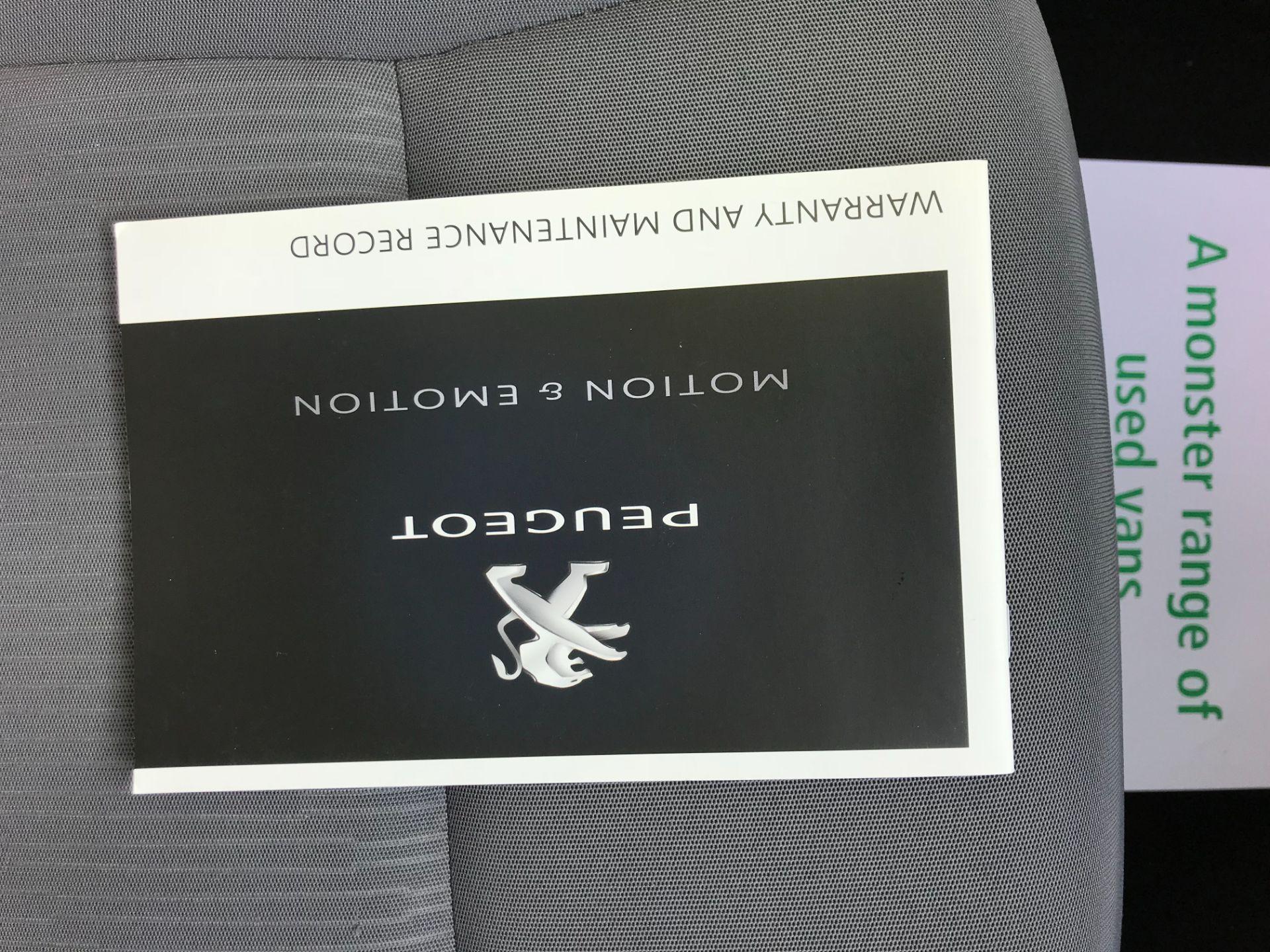 2016 Peugeot Partner L2 715 S 1.6 92PS CREW VAN EURO 5 (NU16LWP) Image 49