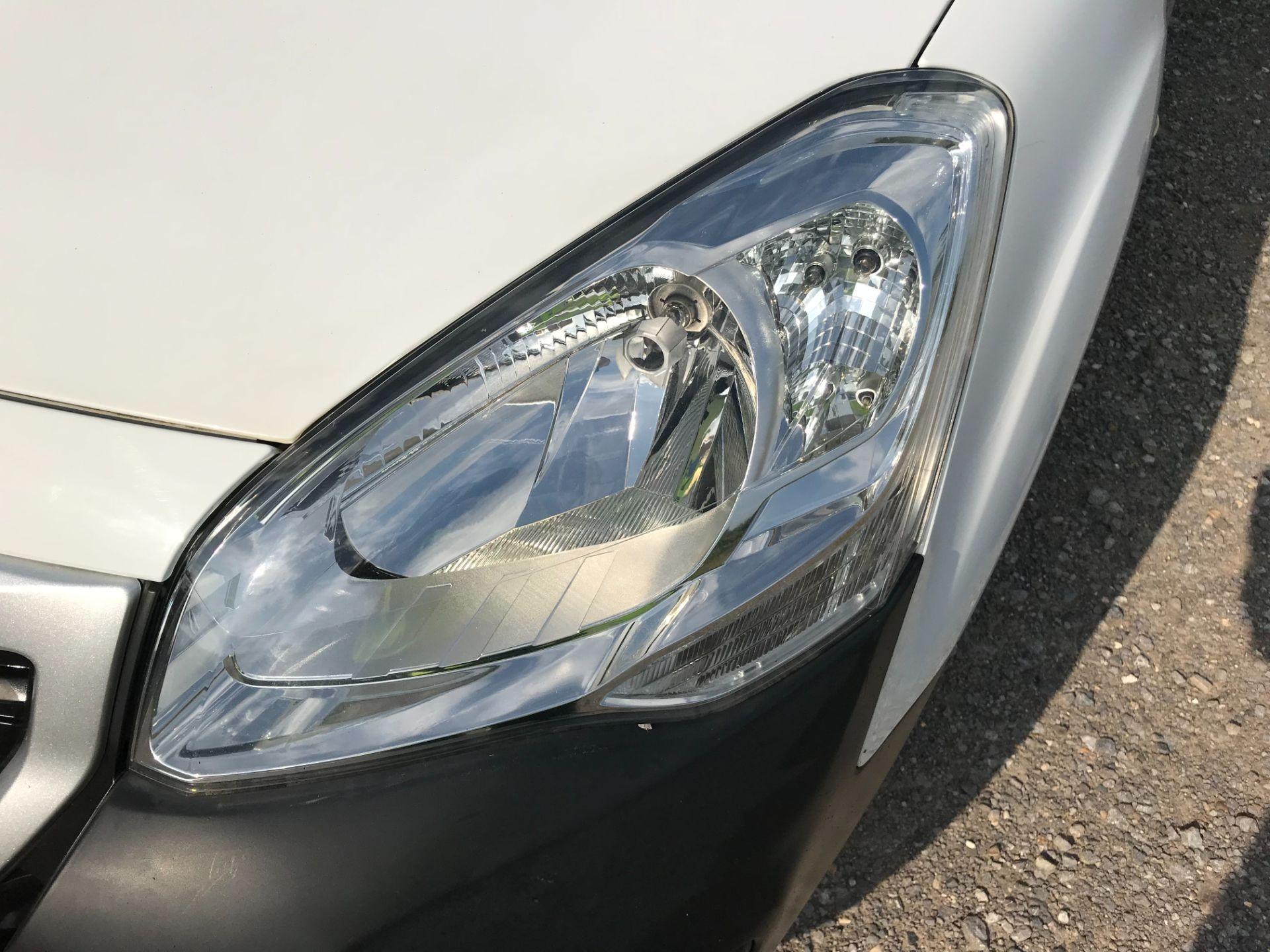 2016 Peugeot Partner L2 715 S 1.6 92PS CREW VAN EURO 5 (NU16LWP) Image 37