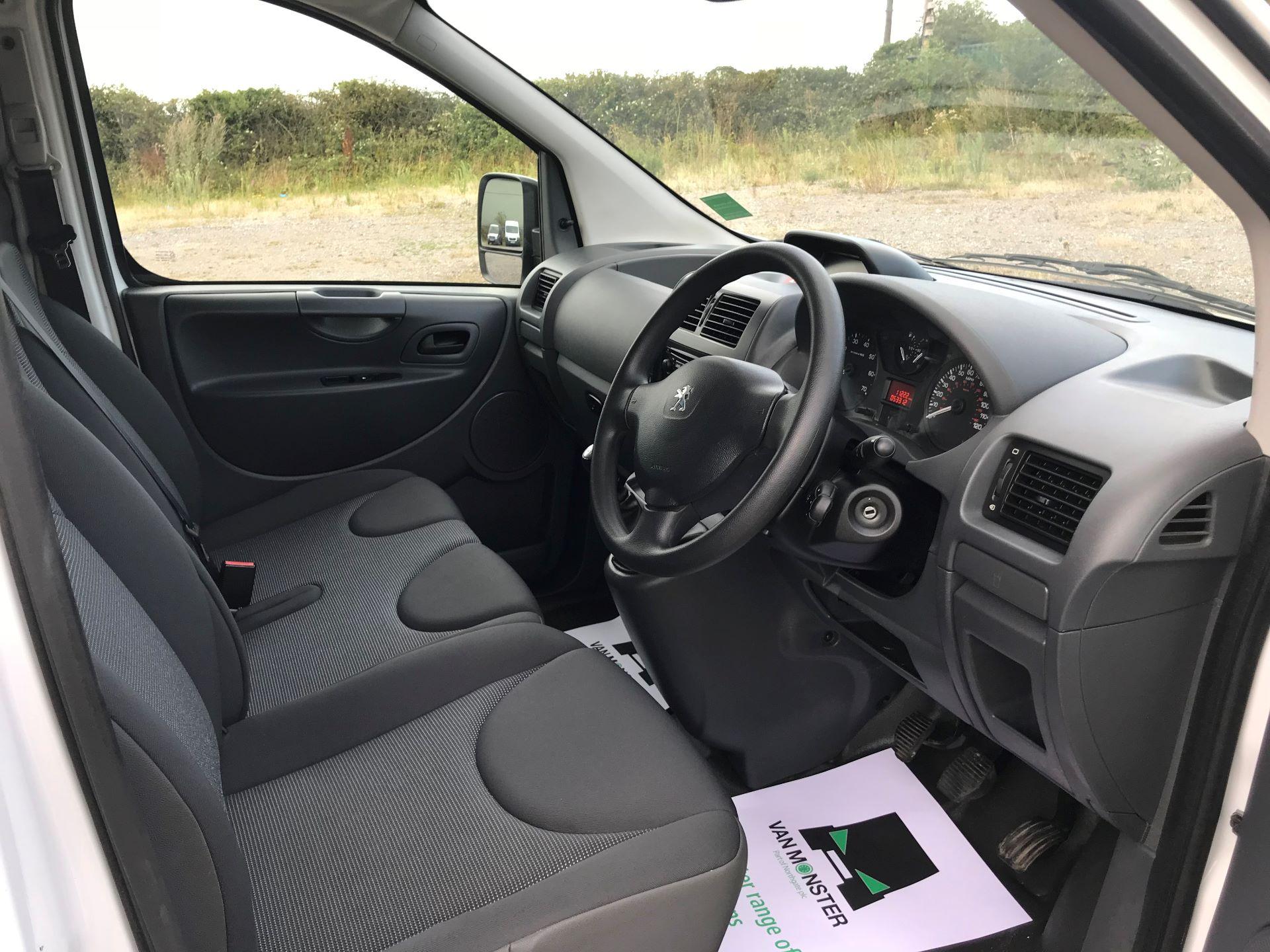 2016 Peugeot Expert  L1 H1 1000 1.6 HDI 90BHP  EURO 5 (NU16LWS) Image 21