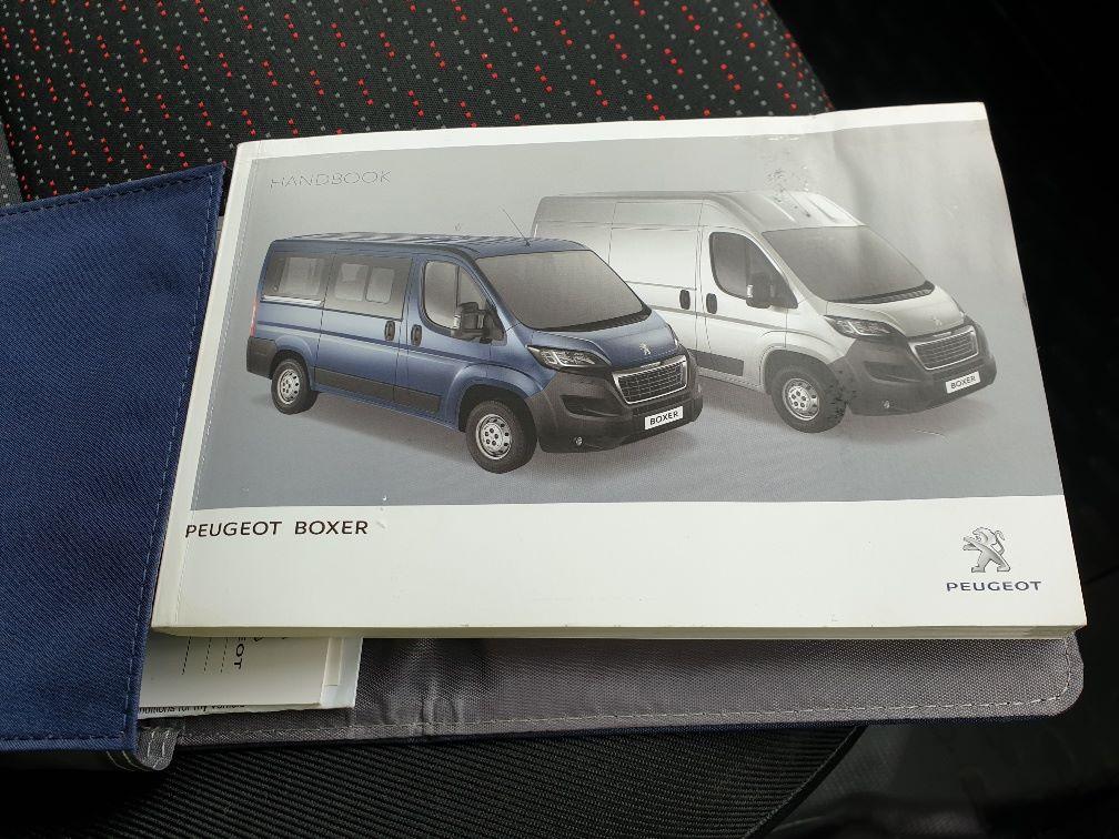 2016 Peugeot Boxer 2.2 Hdi L3 H2 Van 130Ps (NU16WTR) Image 24