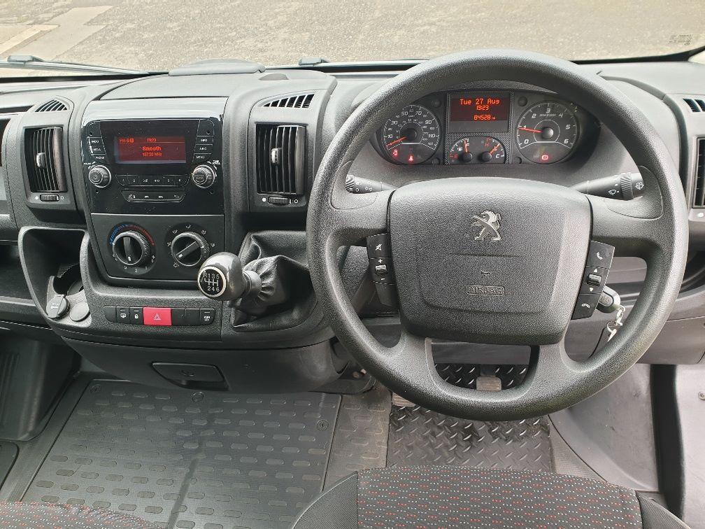 2016 Peugeot Boxer 2.2 Hdi L3 H2 Van 130Ps (NU16WTR) Image 17