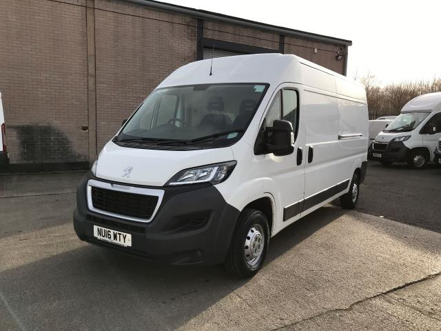 2016 Peugeot Boxer 335 L3 H2 2.2HDI 130PS EURO 5 (NU16WTY) Image 12