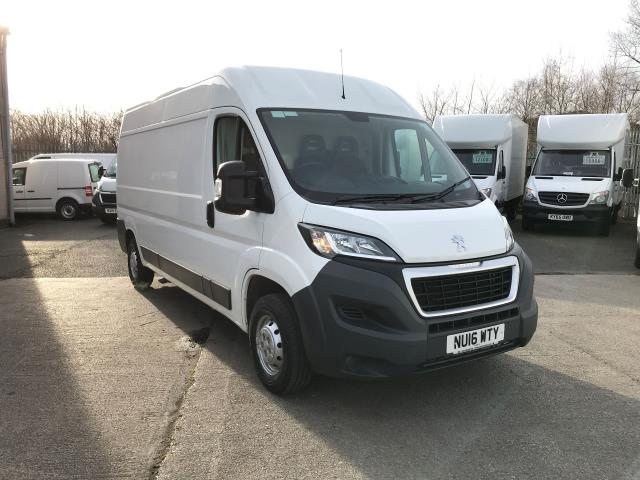 2016 Peugeot Boxer 335 L3 H2 2.2HDI 130PS EURO 5 (NU16WTY)