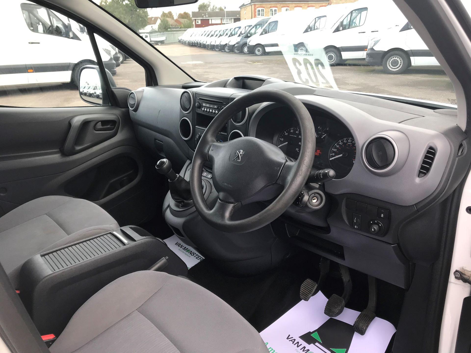 2016 Peugeot Partner  L2 715 S 1.6 92PS CREW EURO 5 (NU16XVX) Image 20