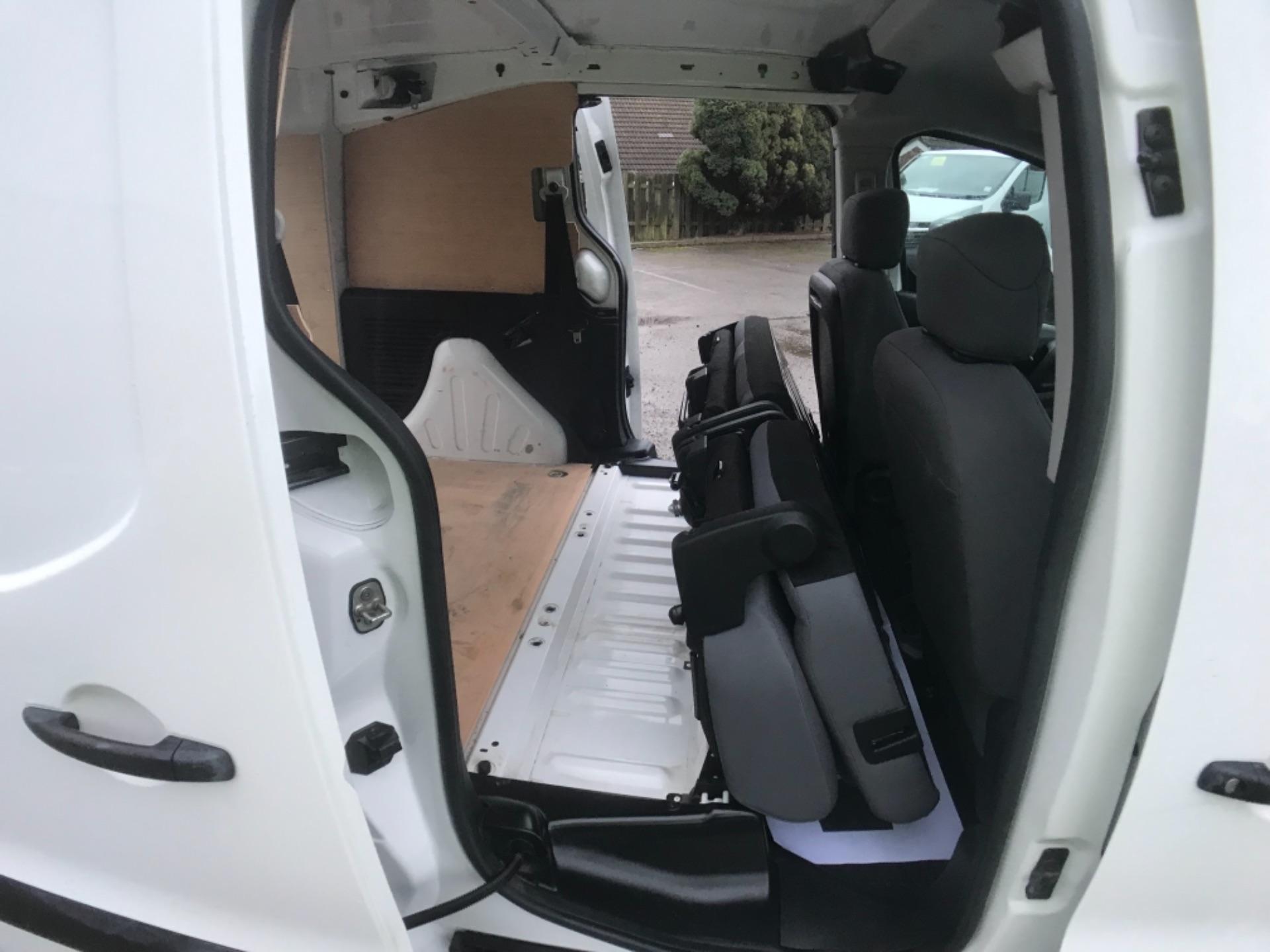 2016 Peugeot Partner 715 S 1.6 Hdi 92 Crew Van Euro 5 (NU16XWM) Image 11