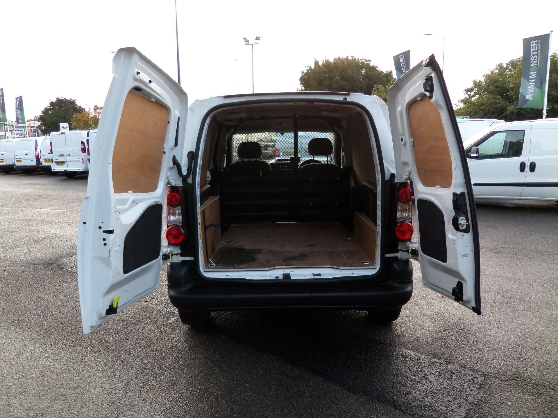 2016 Peugeot Partner 850 S 1.6 Hdi 92 Van [Sld] (NU16XYE) Image 15