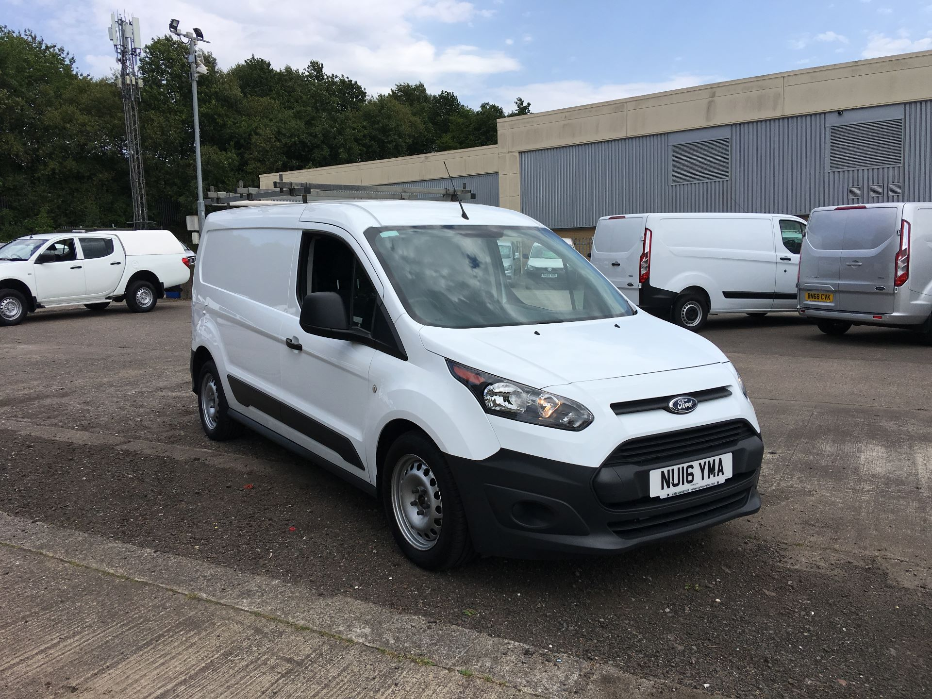 2016 Ford Transit Connect 220 L1 DIESEL 1.5 TDCI 100PS VAN EURO 6 (NU16YMA) Image 1