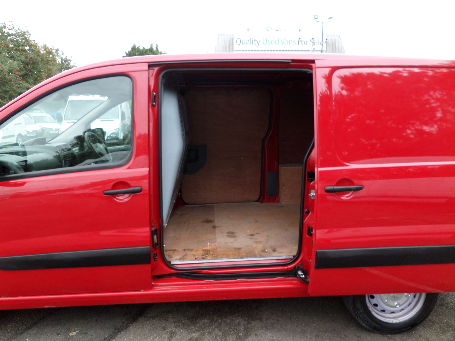 2016 Peugeot Expert  L2 H1 1200 1.6 90 BHP EURO 4/5 (NU16YOP) Image 16