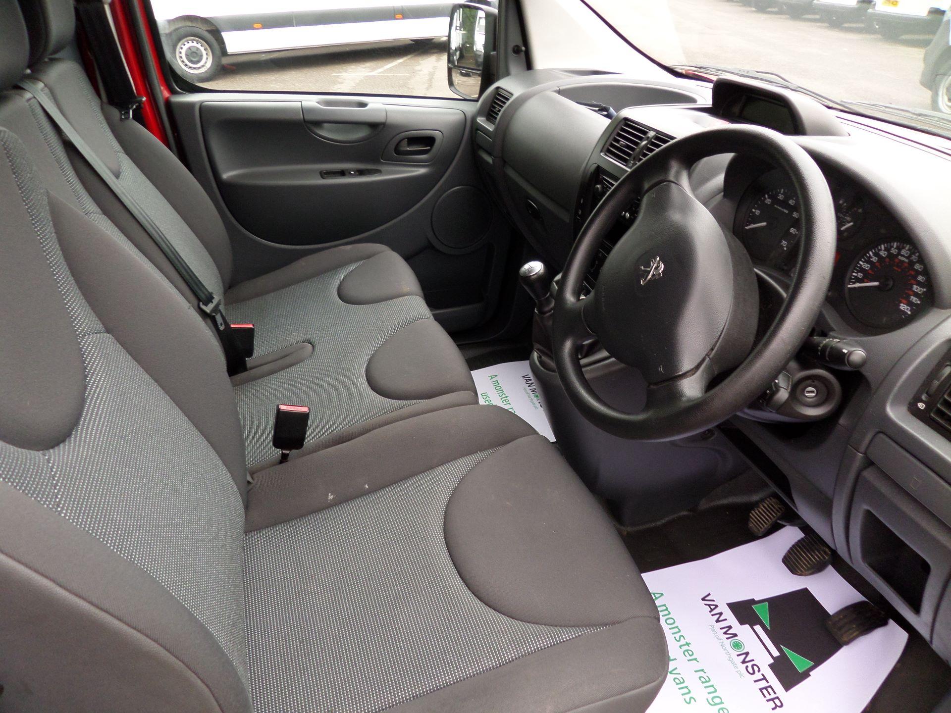 2016 Peugeot Expert  L2 H1 1200 1.6 90 BHP EURO 4/5 (NU16YOP) Image 2