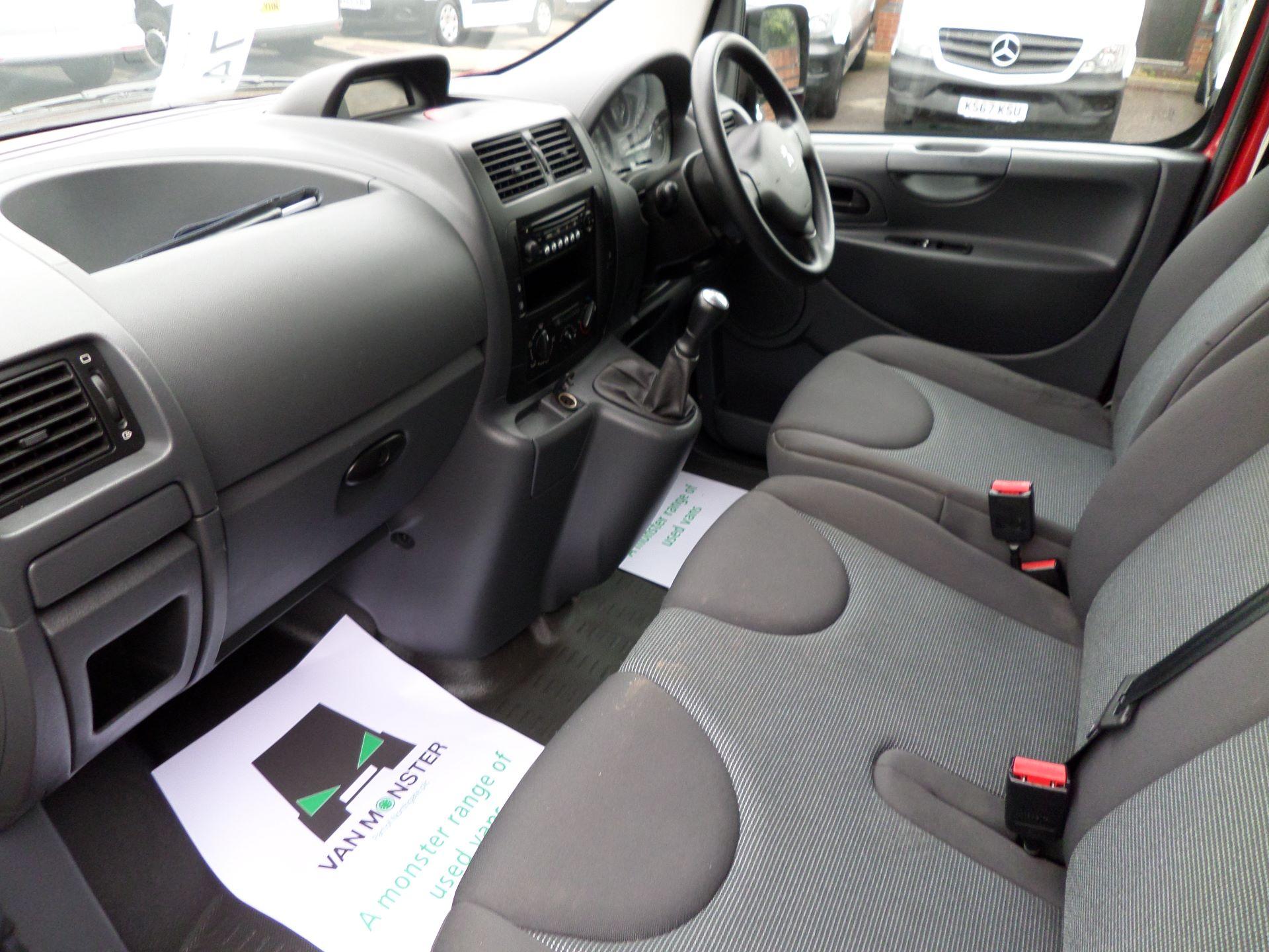 2016 Peugeot Expert  L2 H1 1200 1.6 90 BHP EURO 4/5 (NU16YOP) Image 12