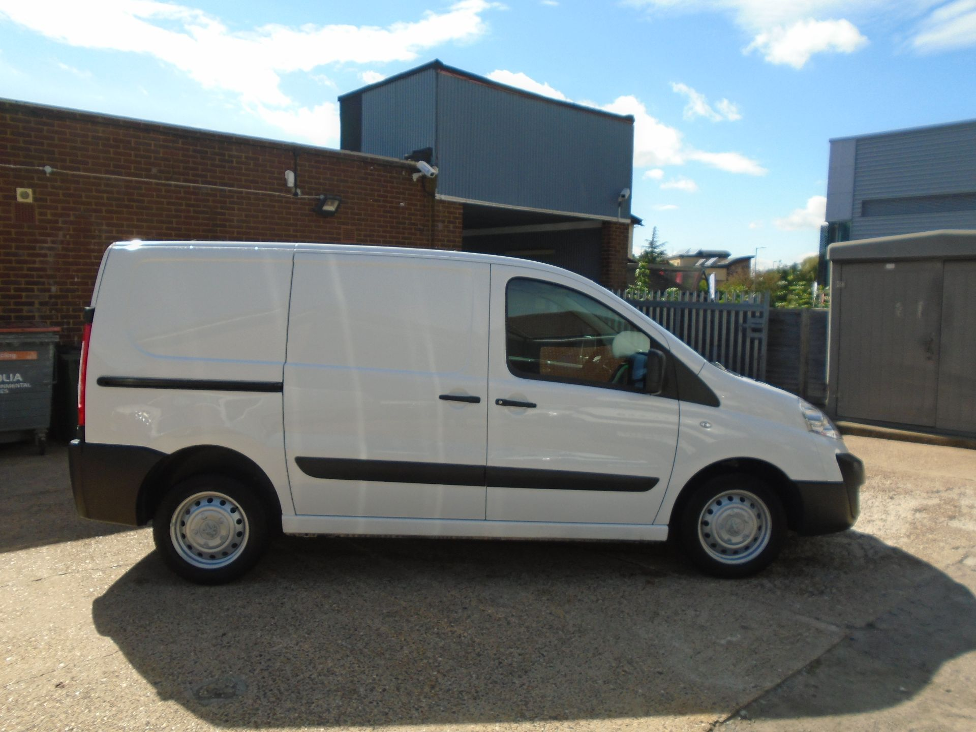 2016 Peugeot Expert 1000 1.6 Hdi 90 H1 Van(EURO 5) (NU16YOY) Image 6