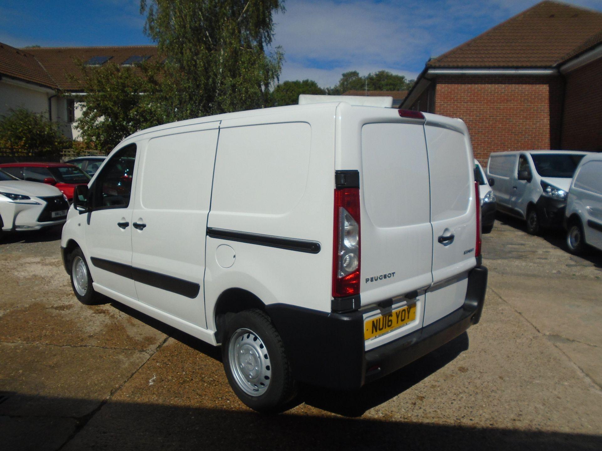 2016 Peugeot Expert 1000 1.6 Hdi 90 H1 Van(EURO 5) (NU16YOY) Image 10