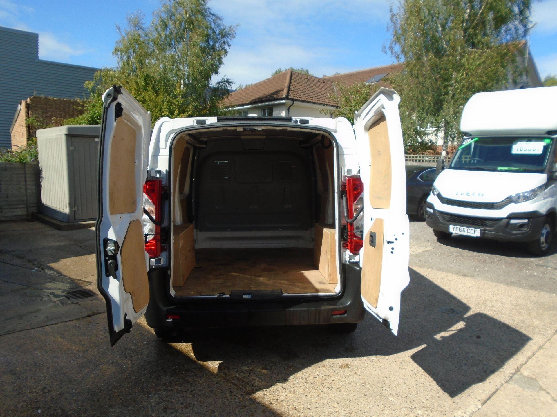 2016 Peugeot Expert 1000 1.6 Hdi 90 H1 Van(EURO 5) (NU16YOY) Image 12
