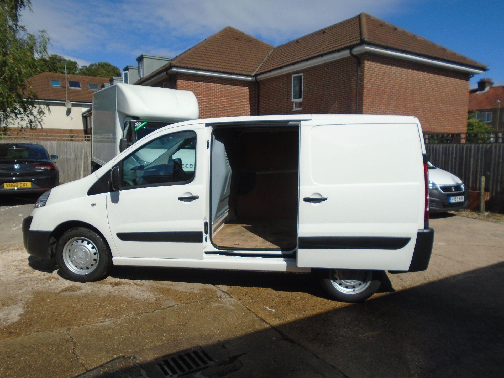 2016 Peugeot Expert 1000 1.6 Hdi 90 H1 Van(EURO 5) (NU16YOY) Image 9