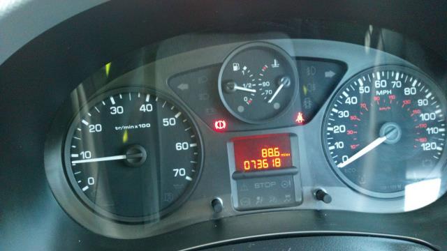 2017 Peugeot Partner 850 1.6 Bluehdi 100 Professional Van [Non Ss] (NU17BDE) Image 13