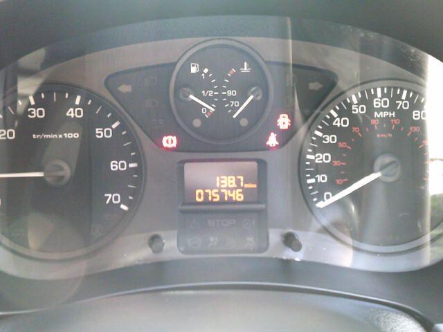 2017 Peugeot Partner 750 S L2 1.6 Bluehdi 100 Van [Non Start Stop] (NU17BFK) Image 6
