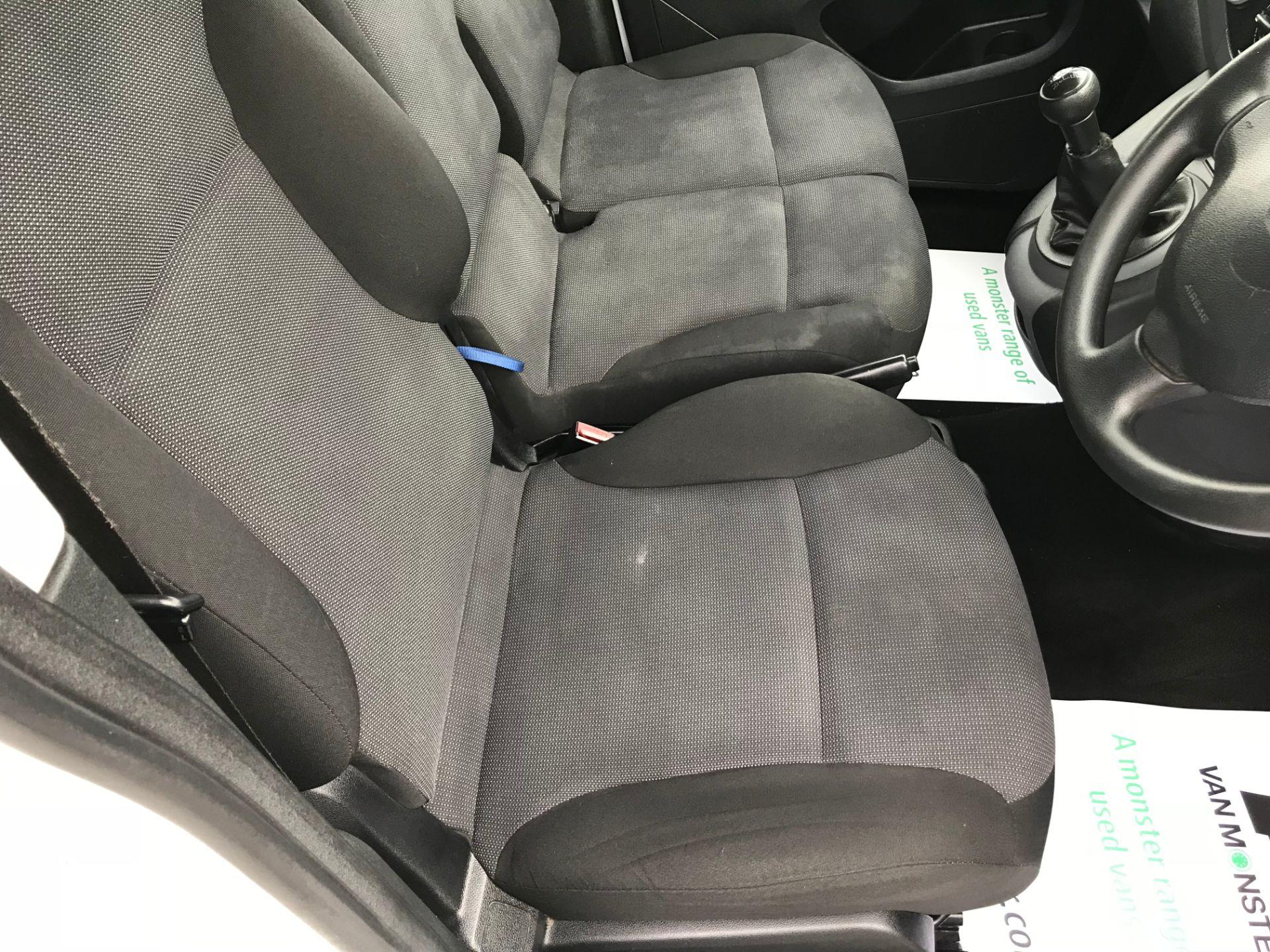 2017 Peugeot Partner 850 1.6 Bluehdi 100 Professional Van [Non Ss] (NU17BHA) Image 25