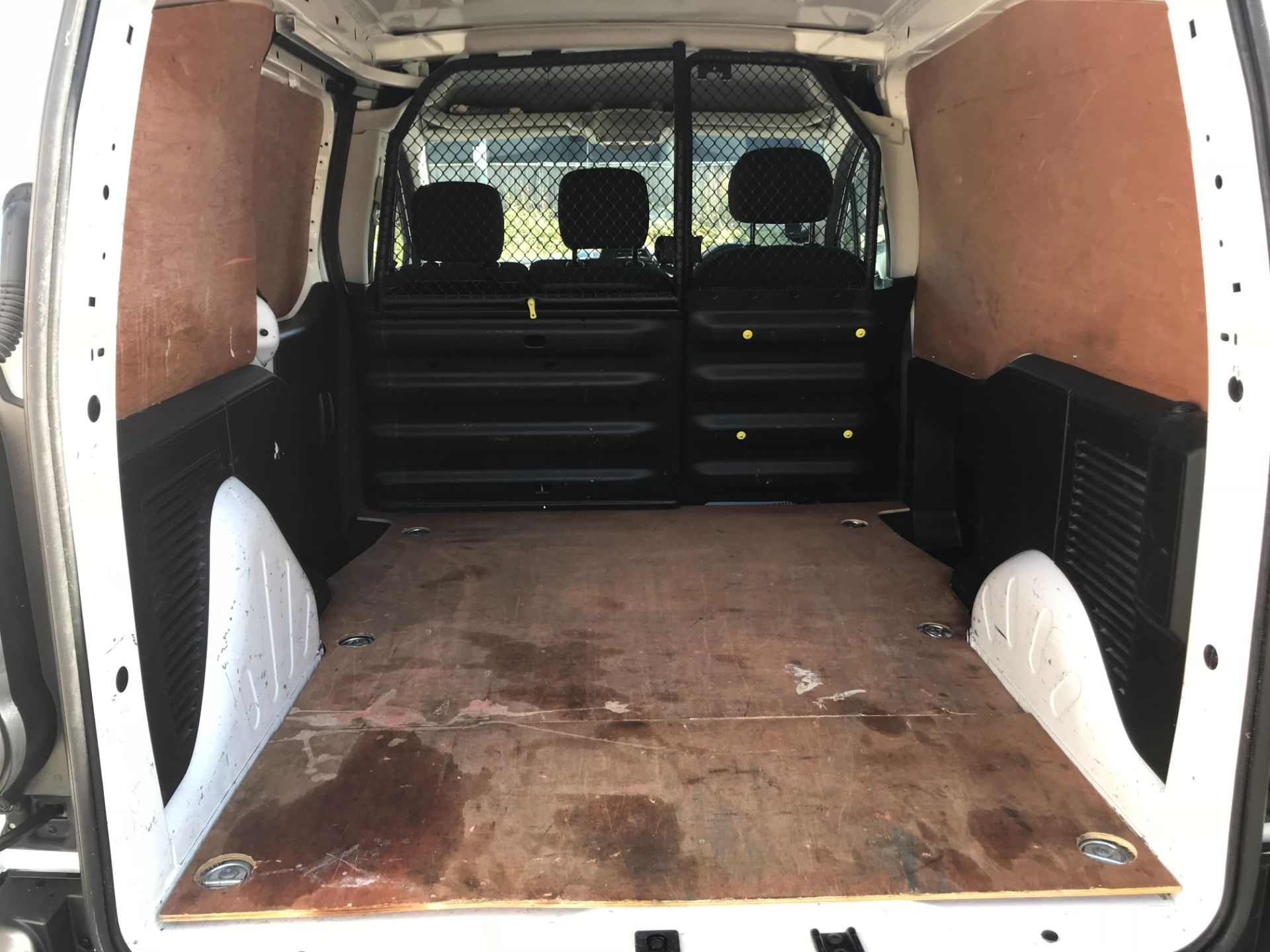 2017 Peugeot Partner 850 1.6 Bluehdi 100 Professional Van [Non Ss] (NU17BHW) Image 12