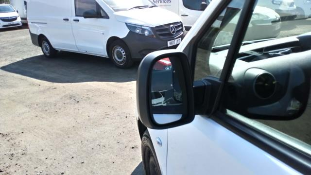 2017 Peugeot Partner L2 715 S 1.6 Blue HDI 100 Crew van (parking sensor not working) (NU17CWW) Image 8