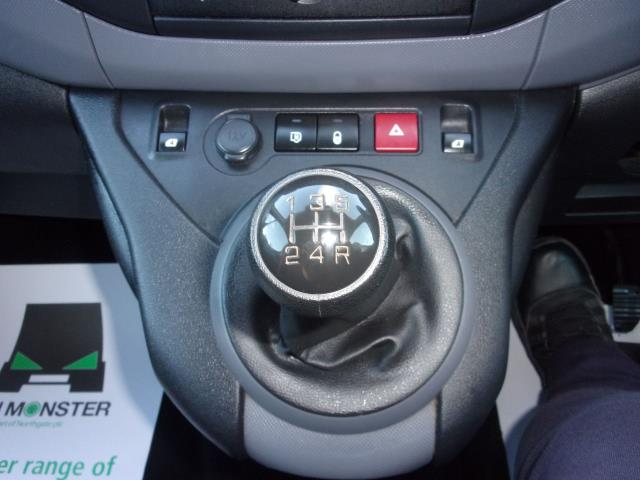 2017 Peugeot Partner 715 S 1.6 Bluehdi 100 Crew Van (NU17CXG) Image 4