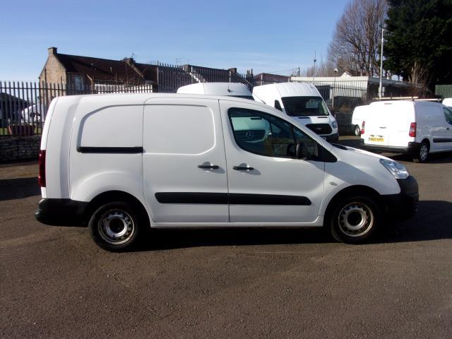 2017 Peugeot Partner 715 S 1.6 Bluehdi 100 Crew Van (NU17CXG) Image 8