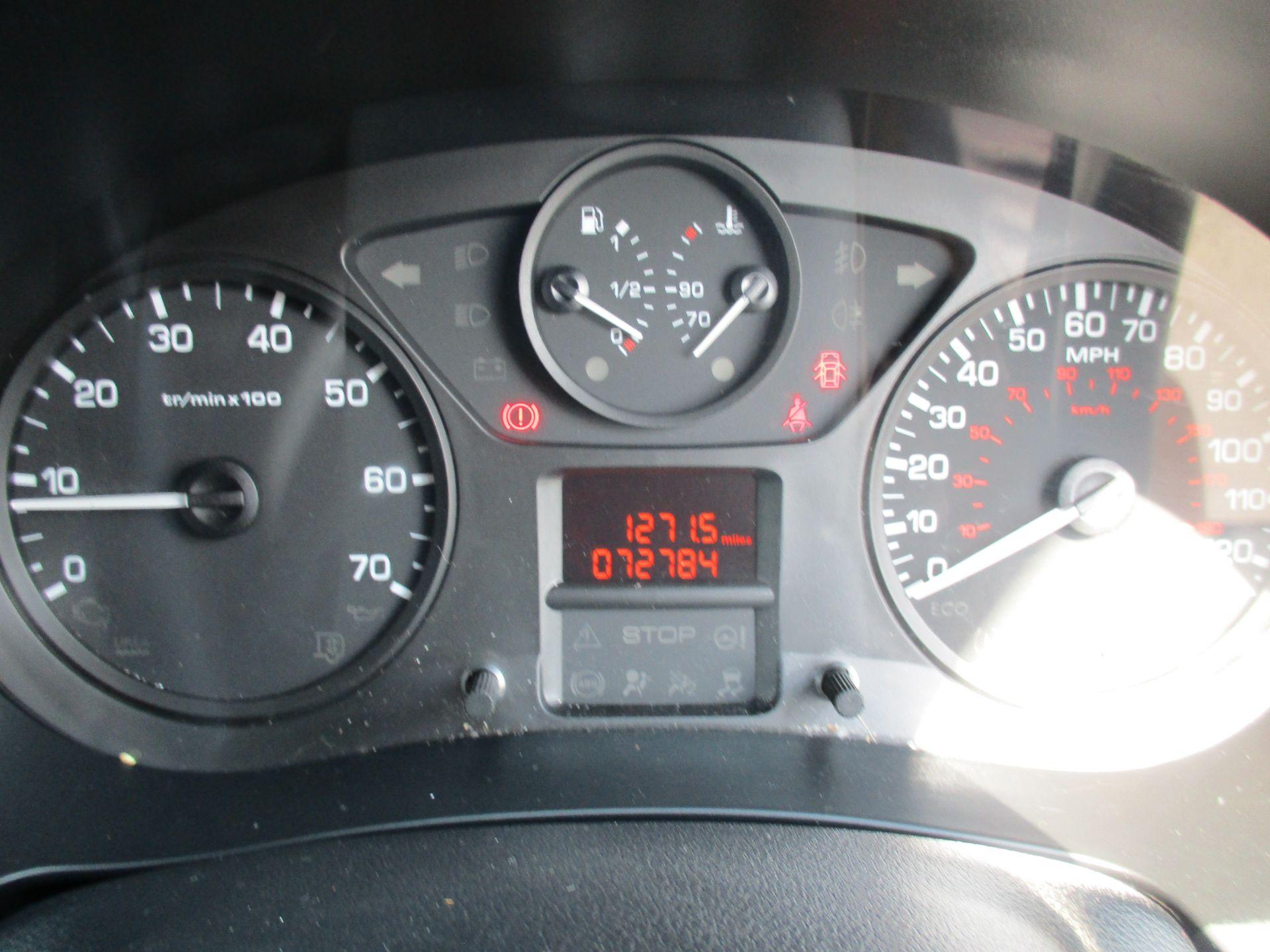 2017 Peugeot Partner 750 S 1.6 Bluehdi 100 Van [Non Start Stop] (NU17EEZ) Image 13
