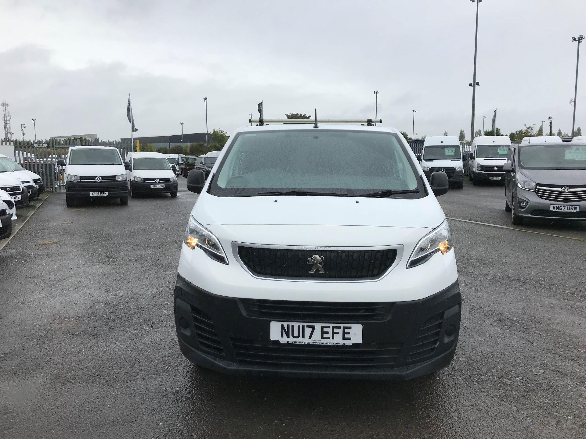 2017 Peugeot Expert 1000 1.6 Bluehdi 95 S Van (NU17EFE) Image 2