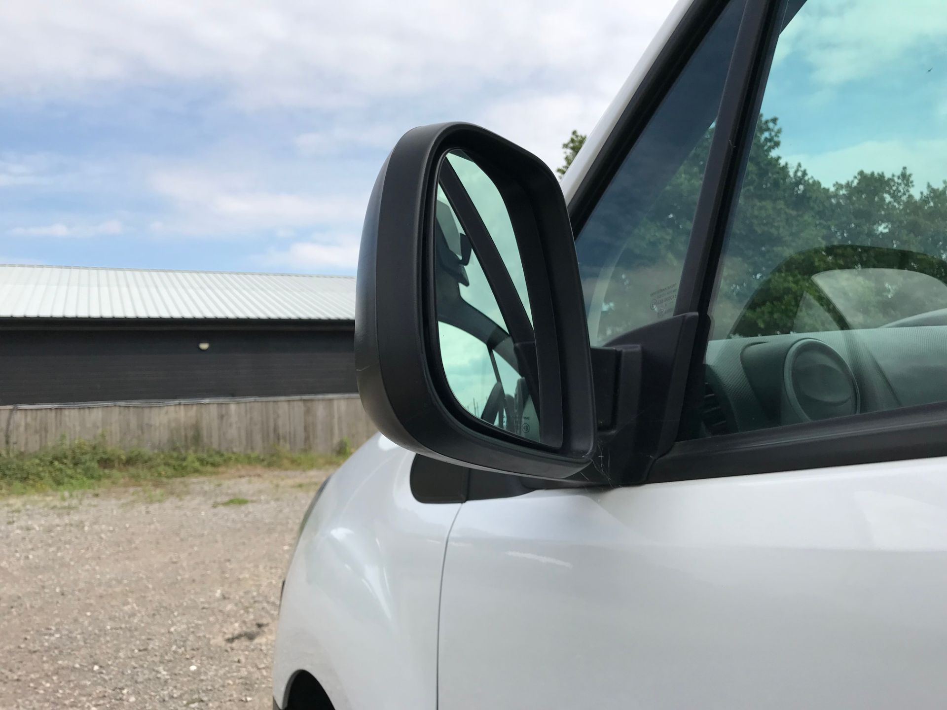 2017 Peugeot Partner 715 S 1.6 Bluehdi 100 Crew Van (NU17ENV) Image 14