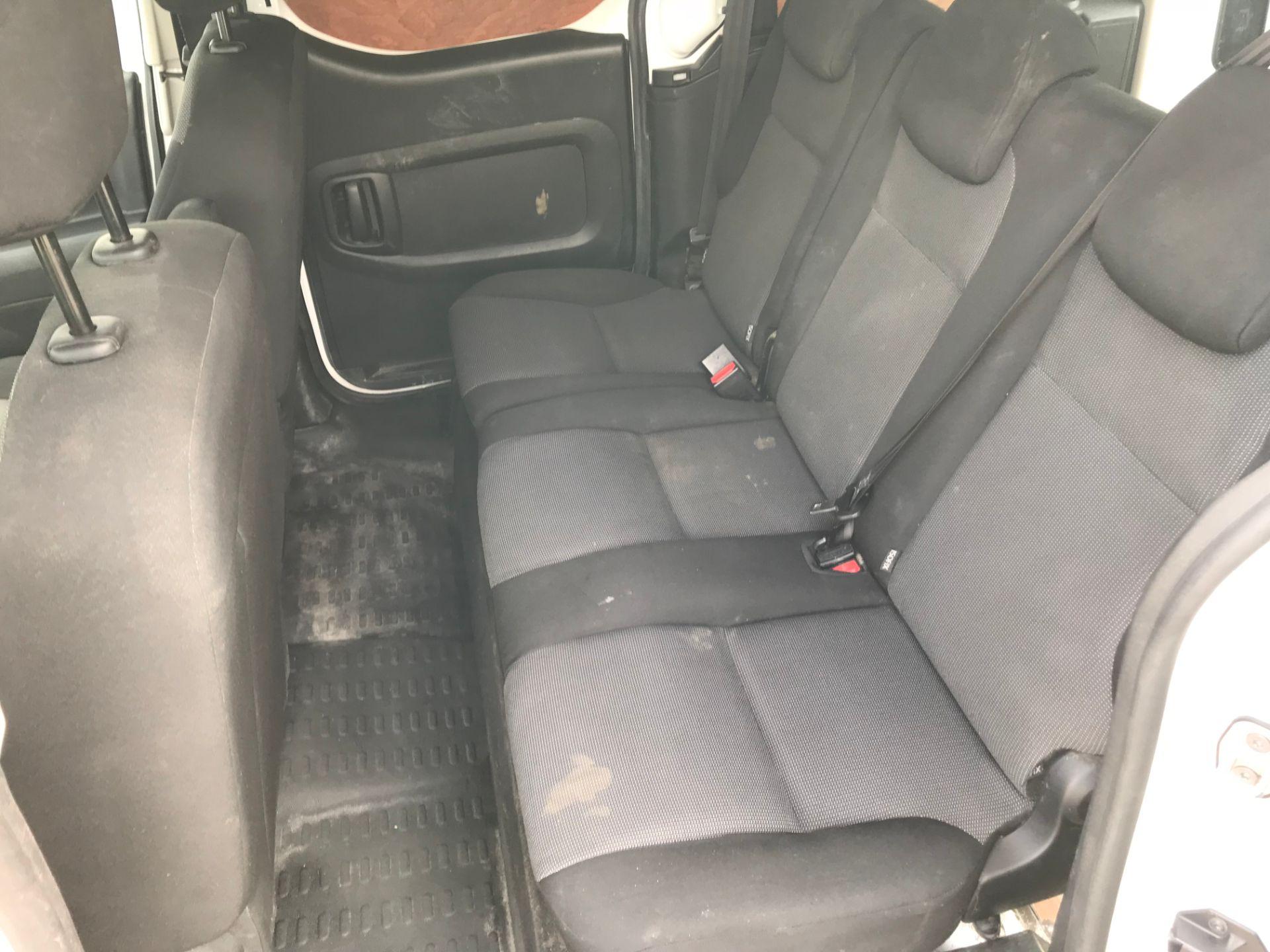 2017 Peugeot Partner 715 S 1.6 Bluehdi 100 Crew Van (NU17ENV) Image 10